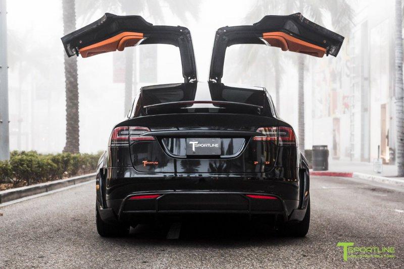 1548761478 7 - Tesla Model X в исполнении мастеров TSportline