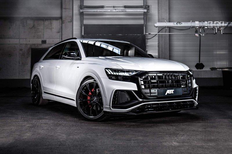 1551008923 1 - Audi Q8 50 TDI в исполнении мастерской ABT Sportsline