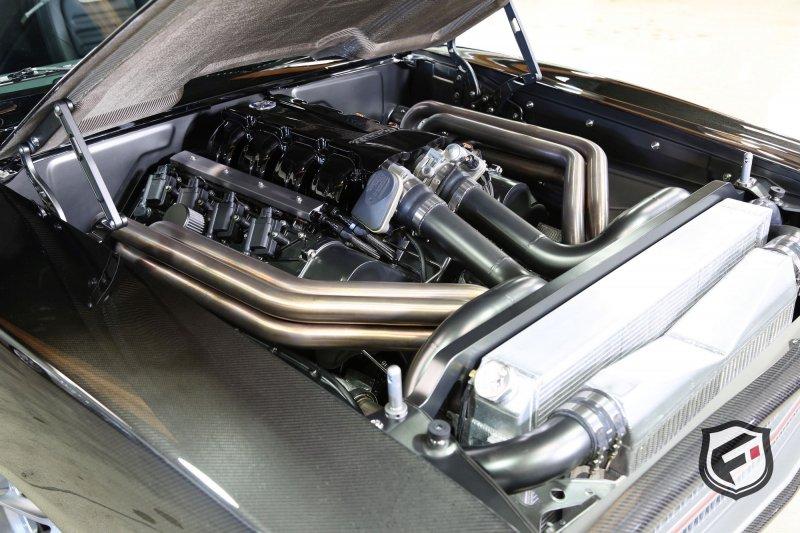 1551262773 11 - 1650-сильный Dodge Charger Tantrum от мастеров SpeedKore выставили на продажу
