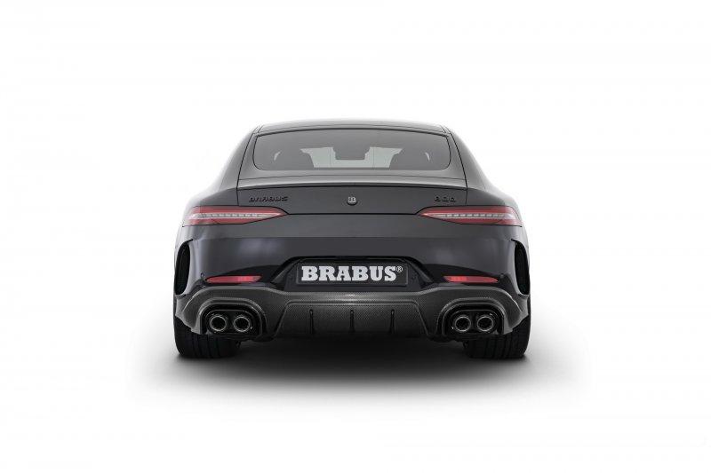 Mercedes-AMG GT 63 S в исполнении Brabus
