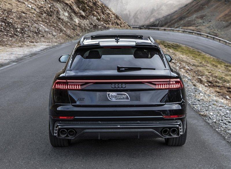 1573475755 5 - 510-сильная Audi SQ8 TDI в исполнении ABT Sportsline