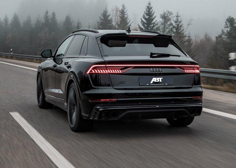 510-сильная Audi SQ8 TDI в исполнении ABT Sportsline