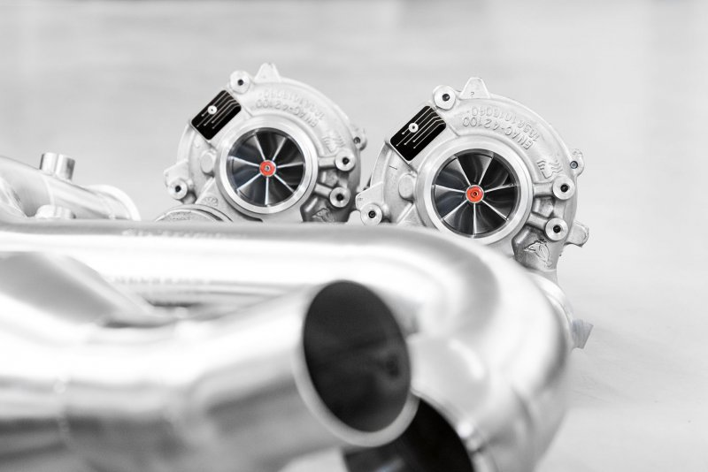 Mercedes-AMG GT R Roadster в исполнении мастерской Wheelsandmore