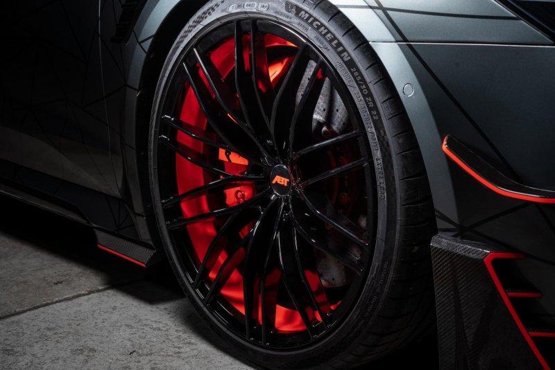 740-сильная Audi RS7 Sportback от мастеров ABT