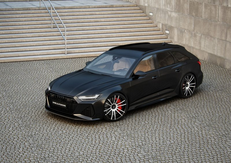 1589739371 wheelsandmore audi rs6 avant 4 - 996-сильная Audi RS6 Avant от мастерской Wheelsandmore