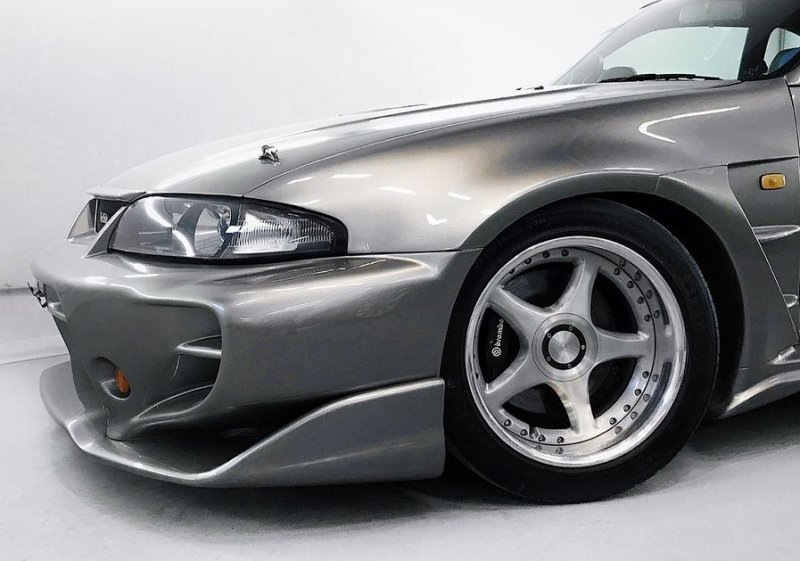 1591821981 6 - Nissan Skyline GT-R R33 от Veilside
