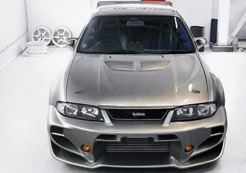 1591822001 7 - Nissan Skyline GT-R R33 от Veilside