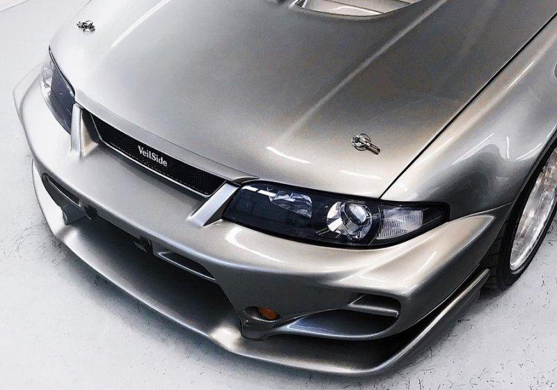 1591822015 1 - Nissan Skyline GT-R R33 от Veilside