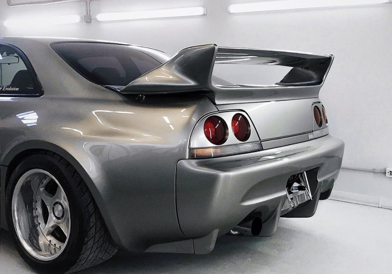 1591822038 5 - Nissan Skyline GT-R R33 от Veilside