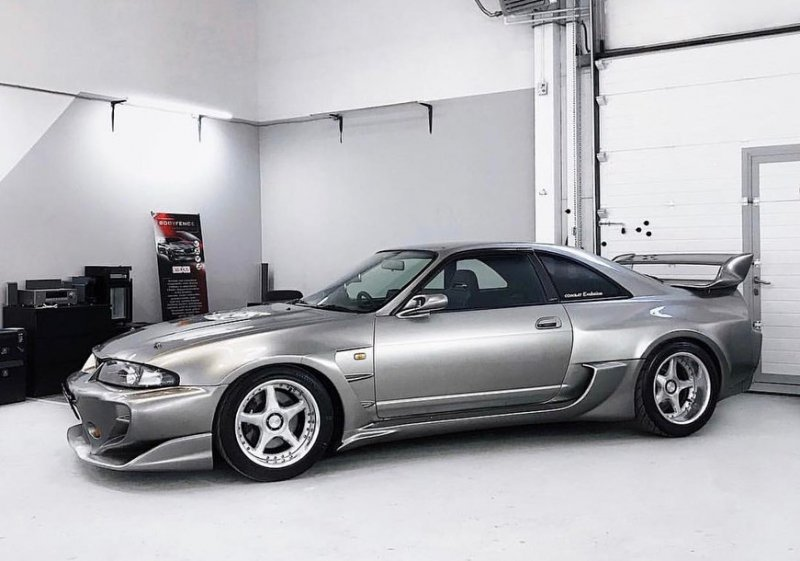 1591822050 10 - Nissan Skyline GT-R R33 от Veilside