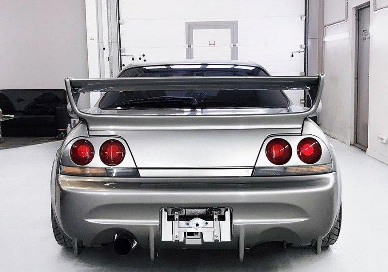 1591822050 3 - Nissan Skyline GT-R R33 от Veilside