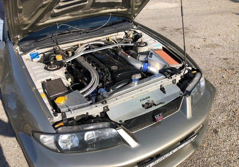 1591822056 4 - Nissan Skyline GT-R R33 от Veilside