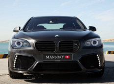 Mansory (Switzerland AG) тюнингует BMW 7-series