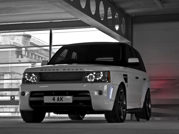 Range Rover Davis Mark II Edition от Project Kahn