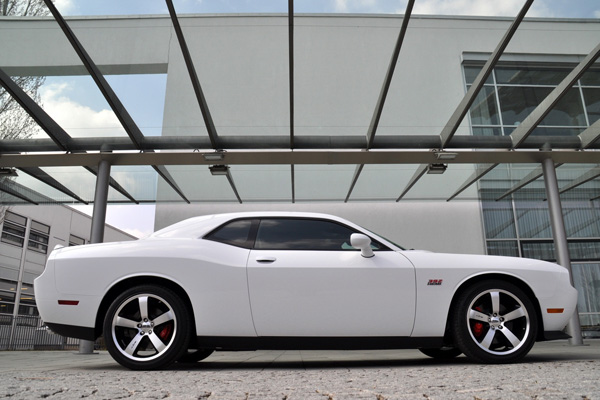 Dodge Challenger SRT8 392 от Geiger Cars