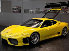 Ferrari 360 Modena с мотором Lingenfelter Performance