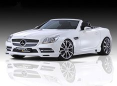 Mercedes-Benz SLK Accurian RS от Piecha Design