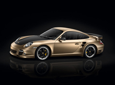 Porsche 911 Turbo 10 Year Anniversary Edition