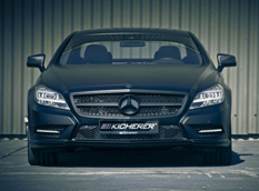 Mercedes-Benz CLS Edition Black от ателье Kicherer
