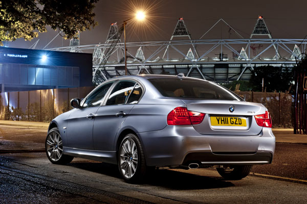 BMW 1-Series и 3-Series Performance Edition