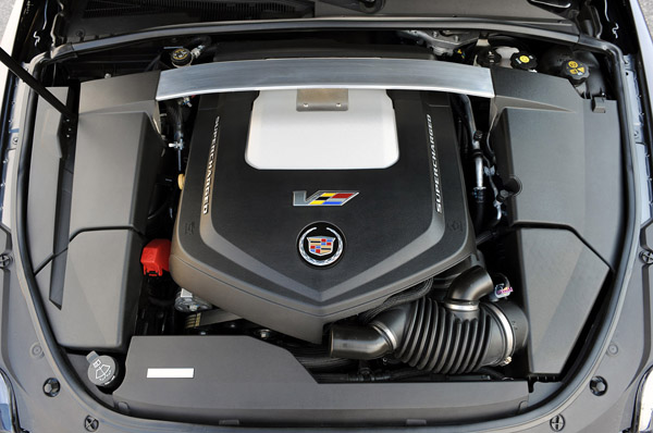 Hennessey Twin Turbo V1000 CTS-V Coupe
