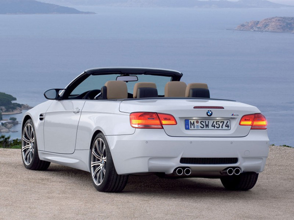 BMW M3 Convertible Individual Composition Package