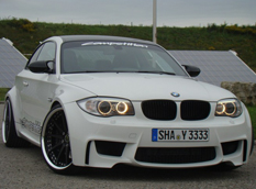 BMW 1-Series M Coupe в тюнинге TVW Car Design