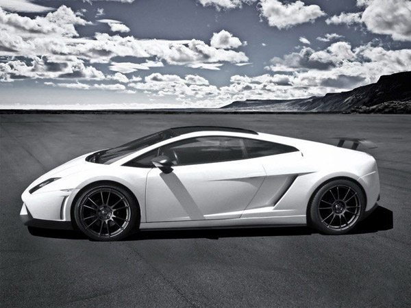 Lamborghini Gallardo Superleggera от ателье JMS