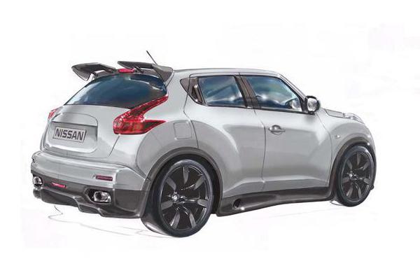 Nissan подтвердил строительство Juke-R