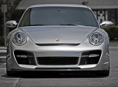 Porsche GT Silver 911 V-RT Edition Turbo от Vorsteiner
