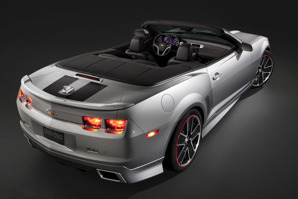 Chevrolet Camaro Synergy Series Convertible Concept