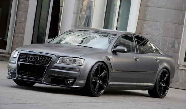 Audi S8 Superior Grey Edition от Anderson Germany