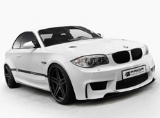 Prior Design создал пакет для BMW 1-Series Coupe