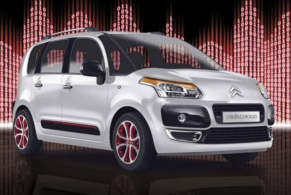 Citroën представил C3 Picasso Code Special Edition