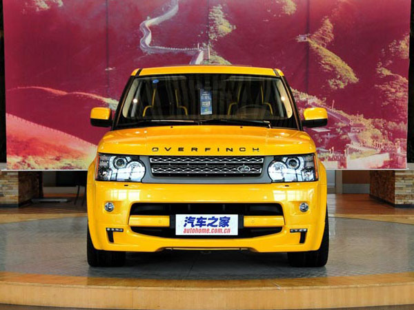 Range Rover Overfinch China Edition