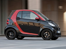 Smart представил Fortwo Sharpred Special Edition