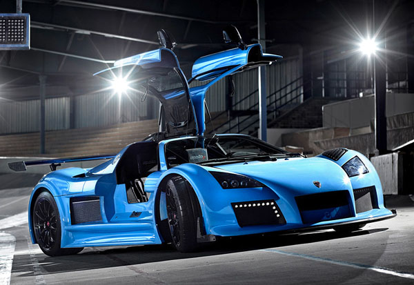 Gumpert покажет Apollo R и Apollo Enraged