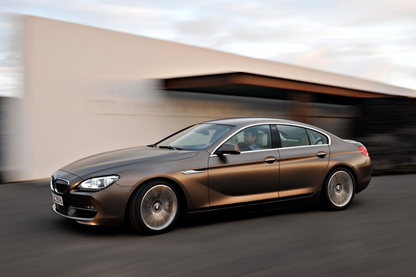 BMW назвала цены 6-Series Gran Coupe и M6 для РФ