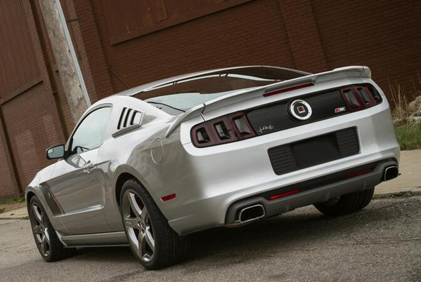 Ford Mustang 2013 от Roush Performance