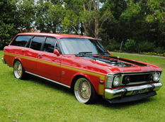 Ford Falcon XW GT Wagon 1969 за 33 300 $