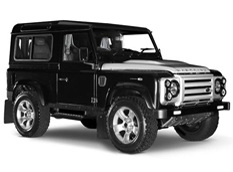 Land Rover Defender 2012 от ателье Overfinch