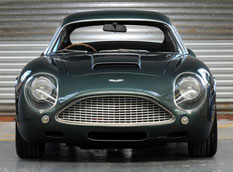Aston Martin DB4 GT Zagato Sanction II продан