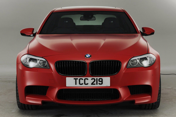 Новые данные о BMW M3 и M5 M Performance Edition