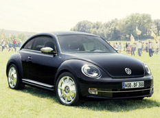 Volkswagen представил Beetle Fender Edition