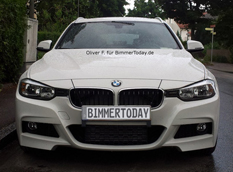 BMW 3-Series Touring M Sport - первые фото