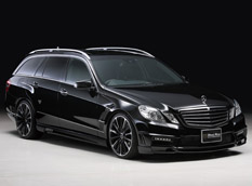 Mercedes-Benz E-Class Wagon Black Bison от Wald