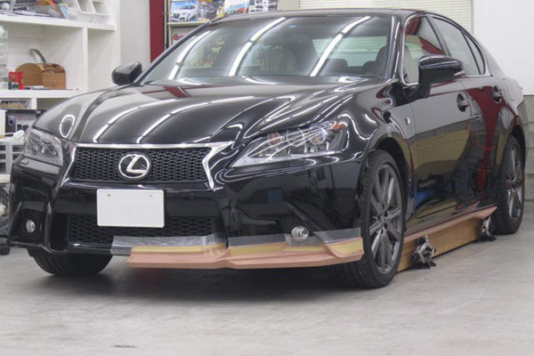 Lexus GS F в тюнинге Wald International
