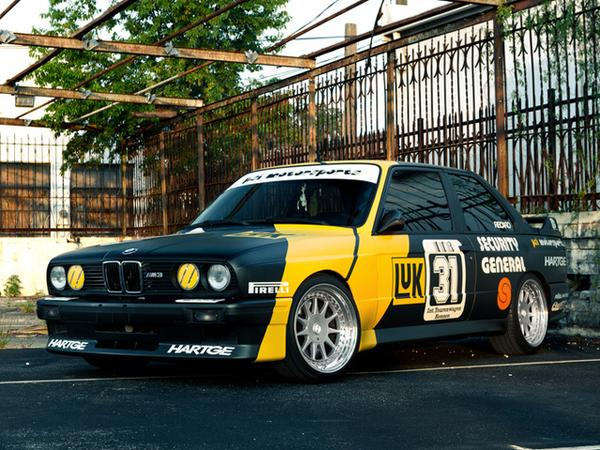 BMW M3 E30 1988 от Precision Sport Industries