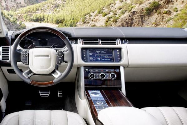 Land Rover объявил стоимость Range Rover 2013