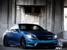 Mercedes-Benz CL63 AMG от Royal 1 Motorsport